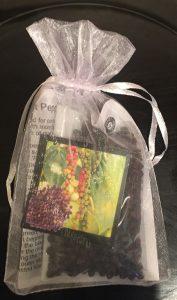 Kampot Pepper Gift/Refill organza bag